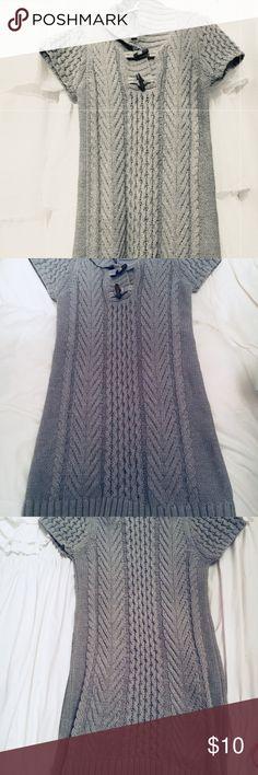 Jillian's closet-girls grey sweater dress size 7-8 Super cute girls sweater dress! In new conditon! Perfect for casual wear, and occasions too! Jillian's closet Dresses