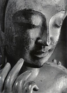 Beautiful Face of Buddha