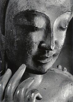 Beautiful Face of Buddha