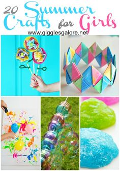 20 Summer Crafts for