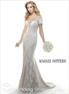 Maggie Sottero Bridal Gown Tatianna / 4MS919