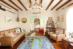 Coastal Cottage in New England | Interior Design Files
