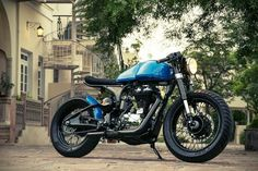 Royal Enfield - Continental GT 535
