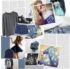 """""""If It's Meant To Be, It Will Be."""" by nerdychic-xx ❤ liked on Polyvore"""