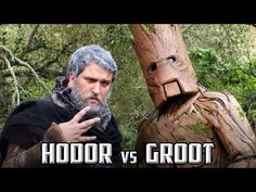 HODOR vs GROOT RAP BATTLE [Video] - Geeks are Sexy Technology NewsGeeks are Sexy Technology News
