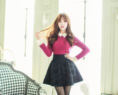korean, ulzzang girl, and kim shin yeong resmi