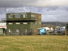 Dumfries & Galloway Aviation Museum, 2008