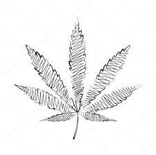 Нарисовать лист конопли карандашом сколько стоит тест на марихуану в аптеке