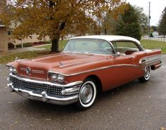 1958 Buick Century  4 door hardtop@SUNTRUP BUICK GMC 4200 N SERVICE ROAD ST PETERS, MO 63376 (636)939-0800 WWW.SUNTRUPBUICKGMC.COM - RACHEL WILCOX