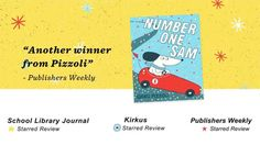 Number One Sam by Greg Pizzoli -- Book Trailer