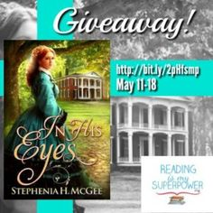 I have so enjoyed getting to know today's guest over the last year or so, as she's participated in several of the group giveaways I've hosted! Author of six historical novels, Stephenia H. McGeehas a fascination with hoop skirts, Greek revival homes, quirky Southern sayings, and home-grown recipes. She lives...  Read more »