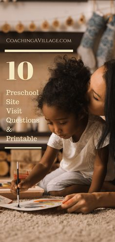 10 Preschool Site Vi