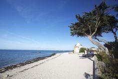 Circuit la Pointe du Castelli, Piriac-sur-Mer plage Saint Michel