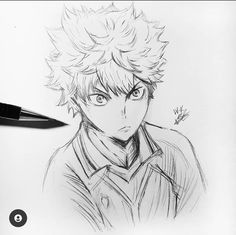 Fanart, Drawing Sketches, Drawings, Anime Character Drawing, Mischief Managed, Jojo Bizarre, Jojo's Bizarre Adventure, Haikyuu, Anime Characters
