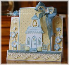 CottageCutz Dies - Wedding Chapel & Blossom Branch