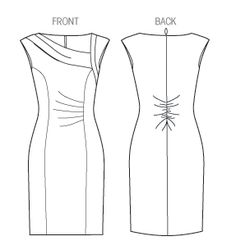 Allison.C Sewing Gallery: Vogue 1369 Kay Unger dress