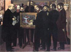 Il Caffé dell'Arte: Maurice Denis - Omaggio A Cézanne - 1900