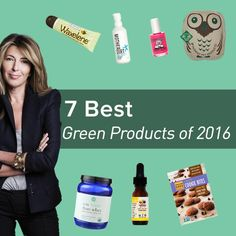 7 Best Green Products Of 2016 #Beauty #Musely #Tip