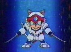 Speedy Cerviche (Gatos Samurai)