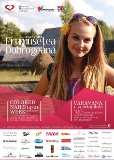 Bună fetelor! Iată că a venit momentul mult așteptat! Mâine, 14 februarie dăm startul unei noi campanii umanitare, Caravana Frumusețea dobrogeană, un proiect foarte frumos care eu consider că va av...