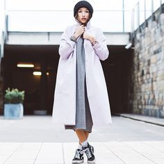 Your Holiday-Outfit-Idea Handbook #refinery29  http://www.refinery29.com/best-holiday-outfits#slide1  Sheath Yourself In Pastel Pastels are typically spring colors, but this Parisian blogger and stylist isn't opposed to wearing them in the winter. And, neither are we.