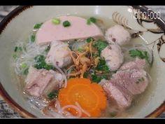 (476) Cách nấu bún mọc ngon, cách luộc bún khô ngon như bún tươi cho mùa dịch bệnh|| Natha Food - YouTube