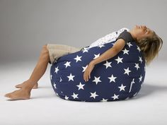 It's easy to make your child feel like a star with the Baby I'm A Star 80 cm Teardrop children's beanbag chair. This quality cotton bean bag is fun, functional, and designed with children's play in mind. Childrens Bean Bags, Kids Bean Bags, Blue Fabric, Cotton Fabric, Bean Bag Filling, Beanbag Chair, Navy Blue Color, Star Patterns, Beautiful Children