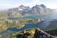Bøstad, Lofoten, Norway