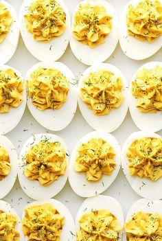 Perfect Deviled Eggs Recipe