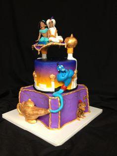 Amazing Photo of Princess Jasmine Birthday Cake Princess Jasmine Birthday Cake Birthday Cake Images Jasmine Naturallycurlye Jasmine Birthday Cake, Disney Princess Birthday Cakes, Aladdin Birthday Party, Disney Themed Cakes, Make Birthday Cake, Disney Cakes, Sweet 16 Birthday, Aladdin Party, Jasmine Party