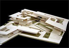 Shopping Mall Architecture, Architecture Design, Architectural Models, Lima, Graduation, Google, Modern Architecture, Urban Furniture, Cities