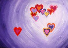 [Nieuw blog] | Het liefdevolle verhaal achter schilderij Hartig hart II | http://marloesvanzoelen.nl/schilderij-het-liefdevolle-verhaal-achter-hartig-hart-ii/