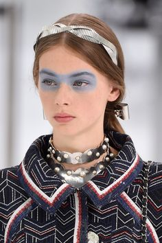Every Haute Hair and Makeup Trend From Paris Fashion Week