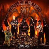 Il Pozzo dei Dannati - The Pit of the Damned: Demons of Old Metal - Dominion