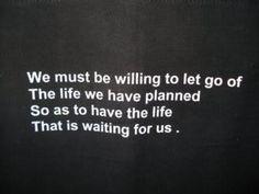 Amen.  even if it is hard