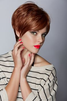 Peinados para cabello corto y más | EverydayMe México | Estilo y belleza | Mexico