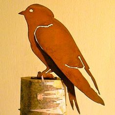 Elegant Garden Purple Martin Bird Silhouette Rusty Metal Rustic Art Made USA 2 ** You can get additional details at the image link. (This is an affiliate link) Metal Yard Art, Scrap Metal Art, Martin Bird, Wooden Bird Feeders, Purple Martin, Sculpture Metal, Garden Sculpture, Metal Birds, Bird Silhouette
