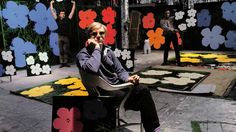 Image result for andy warhol flowers