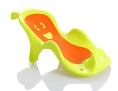 Lil' Jumbl Baby Bath Rack - Perfect Mommy's Helper for Safe Bathing - Green