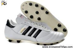 Buy New Adidas Copa Mundial FG All White Football Boots Shop