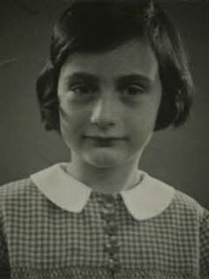 Anne Frank 6yrs old. May 1936.