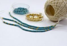DIY bracelet - #Beading #Jewelry #Tutorials