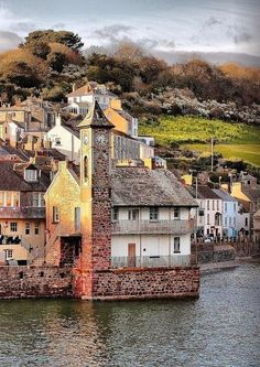 ~~Kingsand, Cornwall, England, UK Kingsand and Cawsand are twin villages in southeast Cornwall, England by kernowrules~~ Oh The Places You'll Go, Places To Travel, Places To Visit, Travel Destinations, England Ireland, England And Scotland, Voyage Europe, English Countryside, British Isles