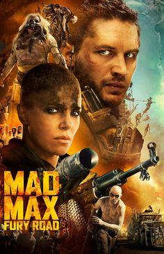 Mad Max: Fury Road (2015) | R15+ | 2h | Action, Adventure, Sci-Fi | マッドマックス 怒りのデス・ロード
