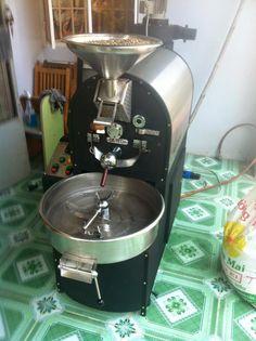 #Roasting #pražírna #kávy