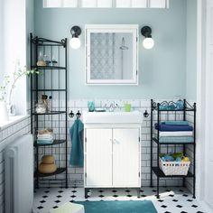 badezimmer vorschläge kollektion bild der aedcabccdcbf black shelves bathroom storage