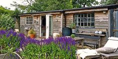 New Forest Eco-Cottage in Hampshire, UK: a funky, fun-filled house that's the perfect summer getaway for (extended) families.