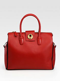That perfect red bag