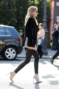 8 easy fashion formulas for the perfect outfit every time