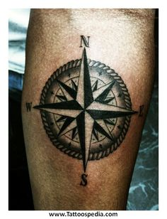 ship wheel tattoo elbow - Google Search